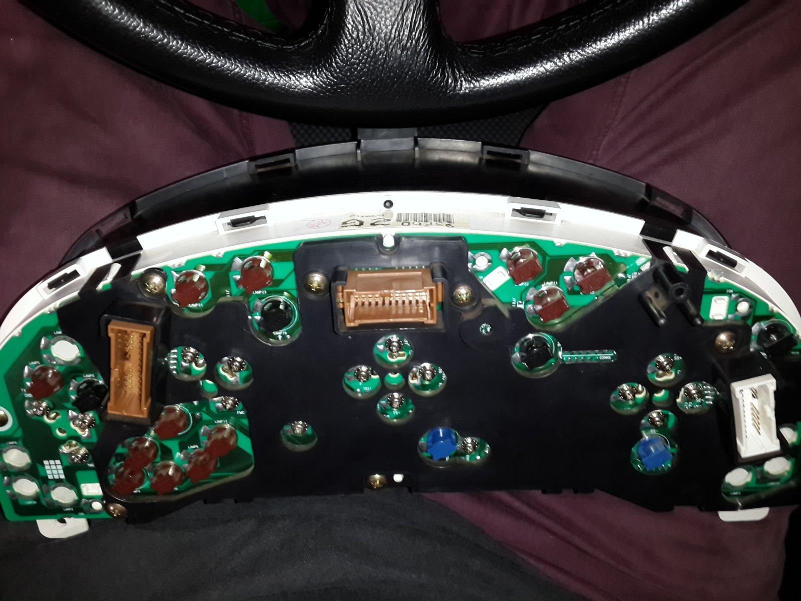 S15 interior